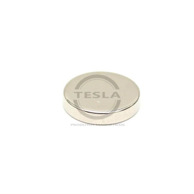 disco de neodimio 10x2mm