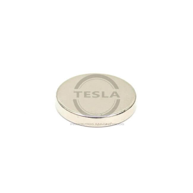 disco de neodimio 12.5x2mm