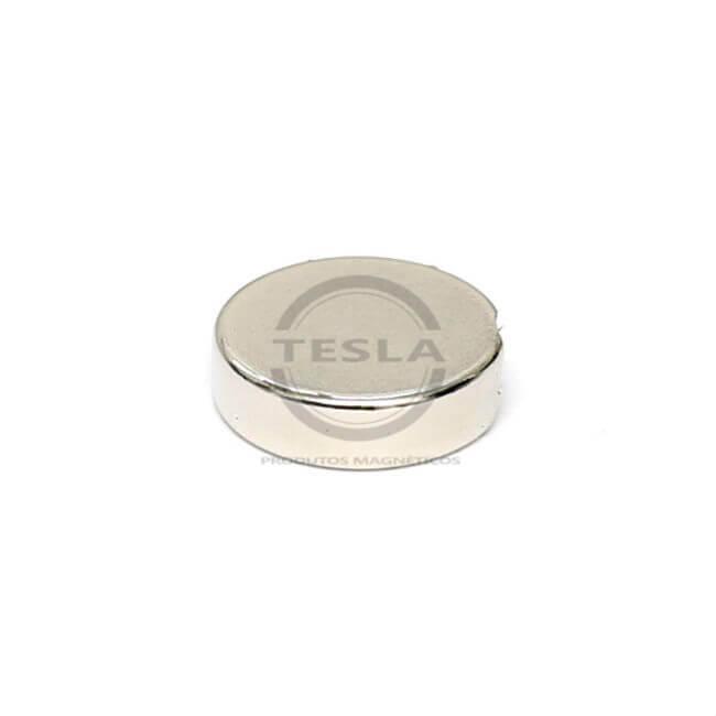 disco de neodimio 18x5mm