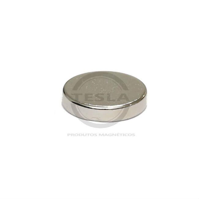 disco de neodimio 25x5mm
