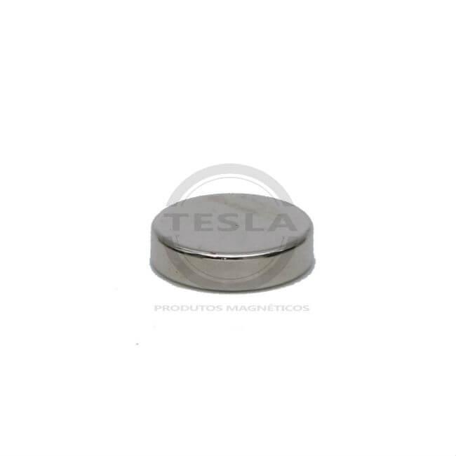 disco de neodimio 12x3mm