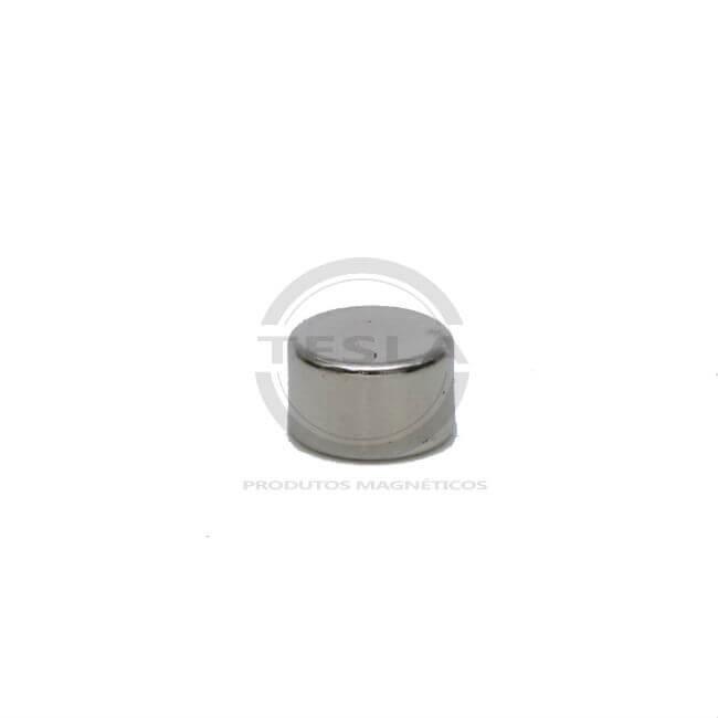 disco de neodimio 8x5mm