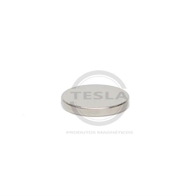 disco de neodimio 14x2mm