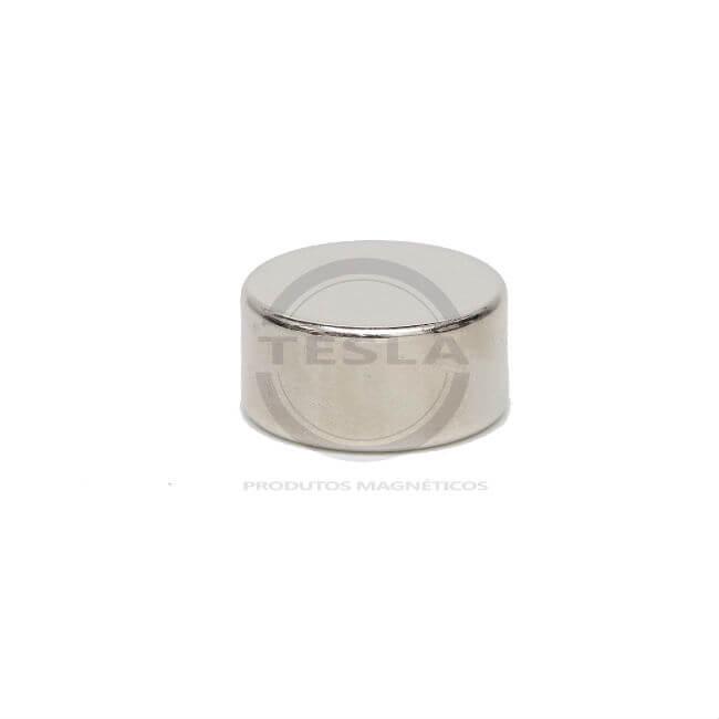 disco de neodimio 20x10mm