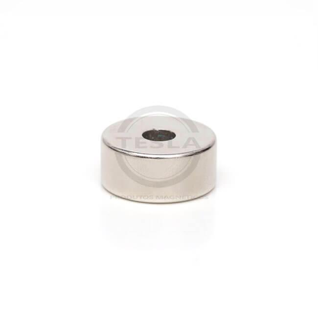 anel de neodimio 22x6,35x10mm