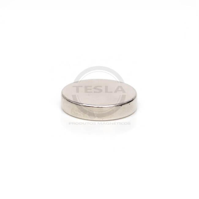 disco de neodimio 18x4mm