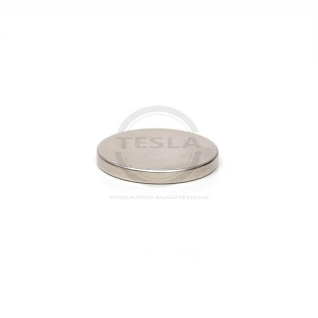 disco de neodimio 40x5mm
