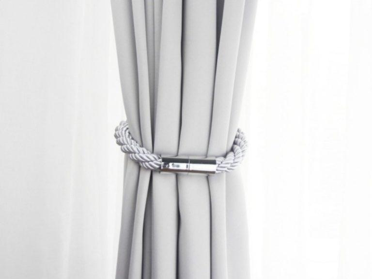 fecho magnético para cortina